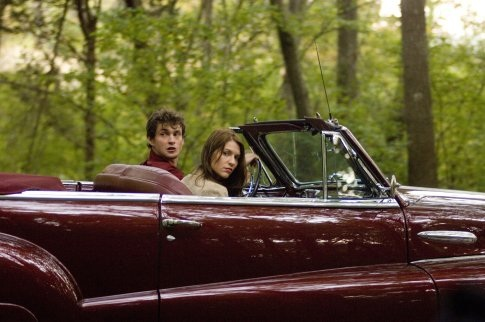 Claire Danes and Hugh Dancy in Evening