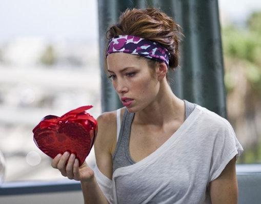 Jessica Biel in Valentine's Day