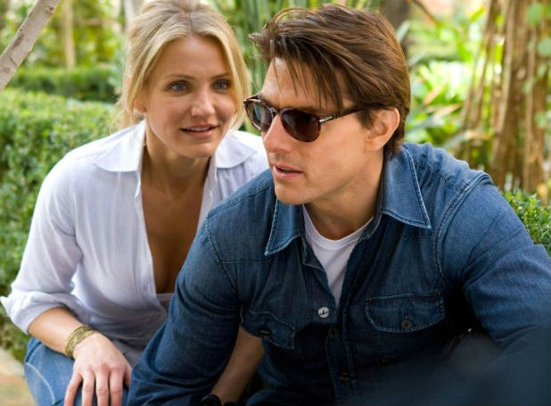 Tom Cruise and Cameron Diaz in Knight and Day. (Twentieth Century Fox)