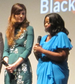 Here's Smashed's Mary-Elizabeth Winstead and Octavia Spencer.