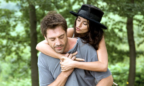 Javier Bardem and Penelope Cruz in Vicky Cristina Barcelona