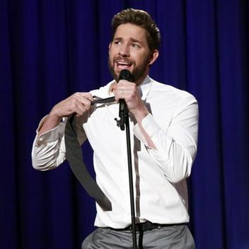 John Krasinski Brings the Sexy in Epic Lip-Sync Battle