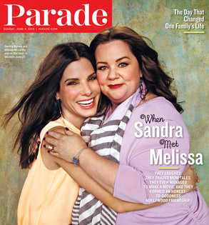 "Sandra Bullock and Melissa McCarthy Feel ""The Heat"""