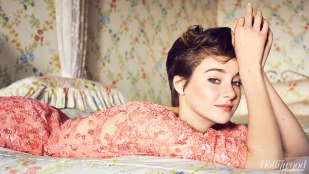 Shailene Woodley talks sexuality with the Hollywood Reporter